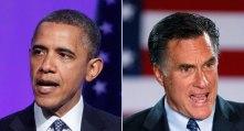 Barack Obama & Mitt Romney