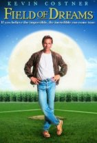 """Field of Dreams"" starring Kevin Costner, Amy Madigan, James Earl Jones and Burt Lancaster. (1989)"