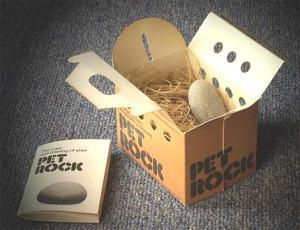 Pet Rocks circa 1975
