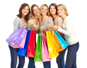 Lyoness is all about the shopping you already do, not selling someone something they don't really need.