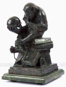 Thinking Monkey